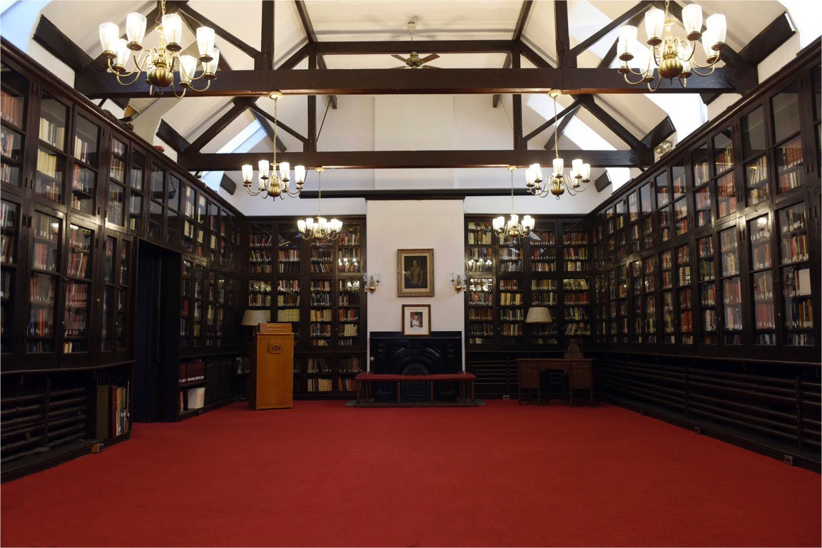 Cambridge Military Library