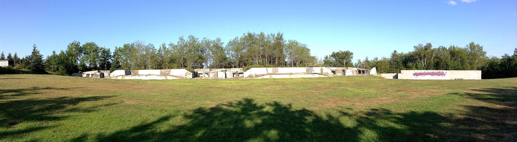 Connaught Battery
