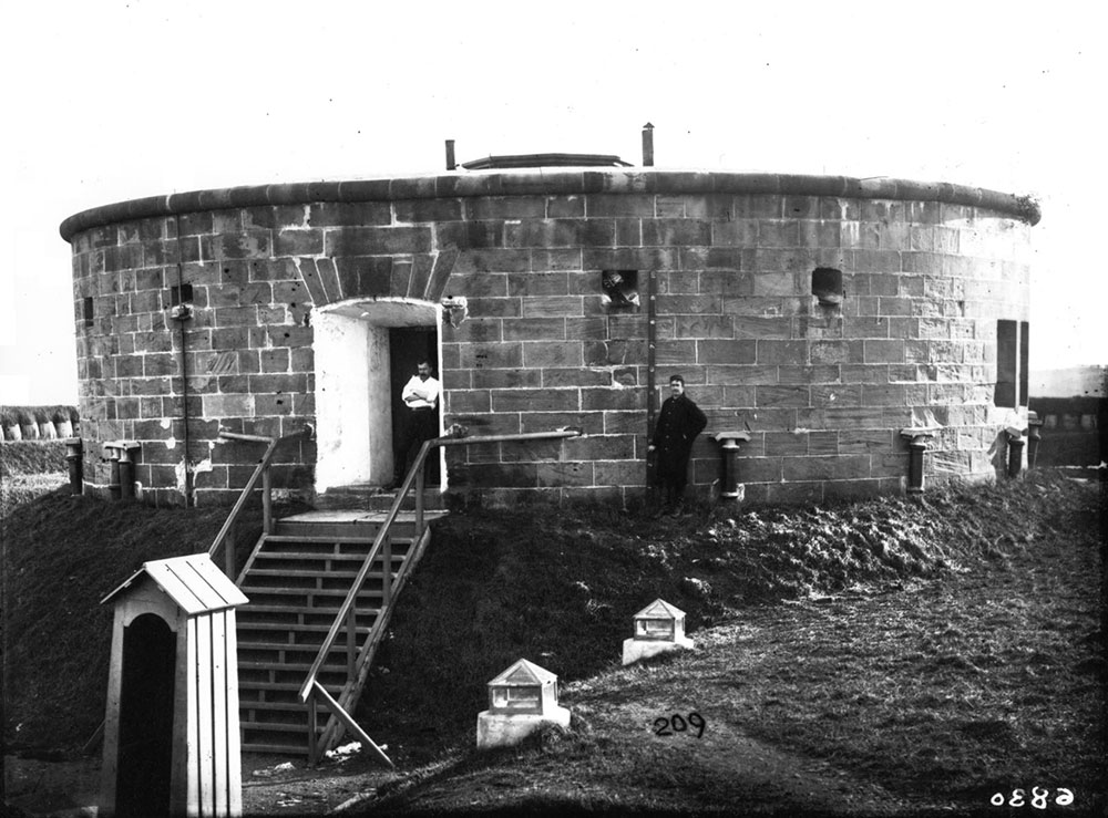Eastern Battery Or Fort Clarence