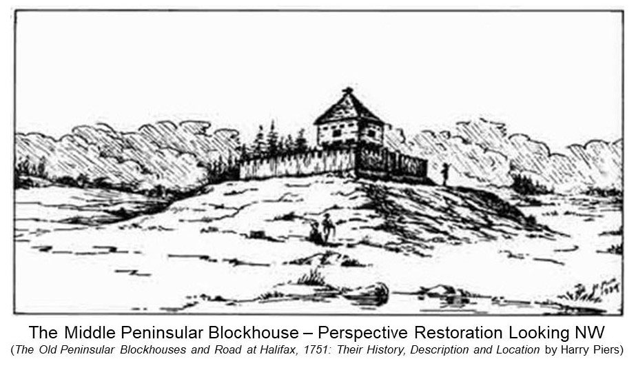 Peninsular Blockhouses