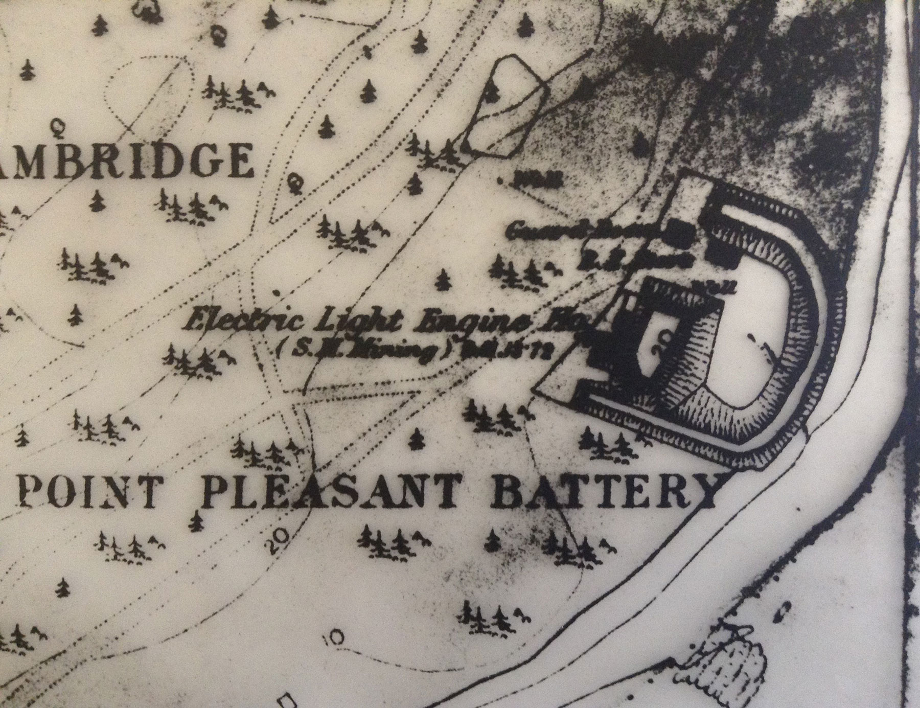 Point Pleasant Battery